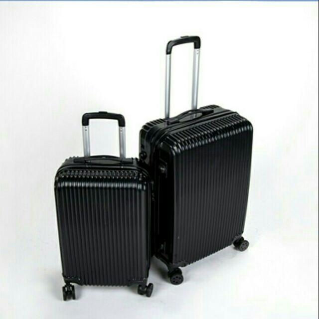 """กระเป๋าเดินทาง รุ่นกันน้ำ20,24"""""""