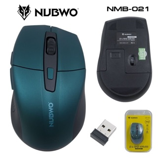 Review Nubwo NMB-021 Wireless Mouse