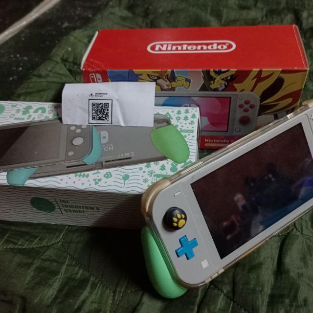 Nintendo switch lite มือสอง สภาพดีดูของได้!!