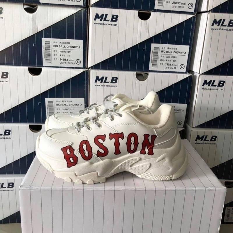 MLB  Korea รองเท้า Boston