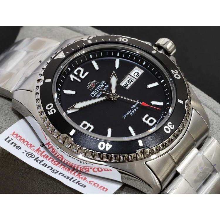 นาฬิกา Orient Mako II Automatic รุ่น AA02001B (ใหม่แท้ประกันศูนย์ไทย)