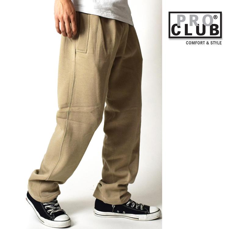 กางเกง hiphop อเมริกันPROCLUB ฤดูใบไม้ร่วงและฤดูหนาวบวกกำมะหยี่เอวยางยืดฮิปฮอปผ้าฝ้ายสบายๆกระเป๋าหลวมกางเกงตรงชายINS 9CA