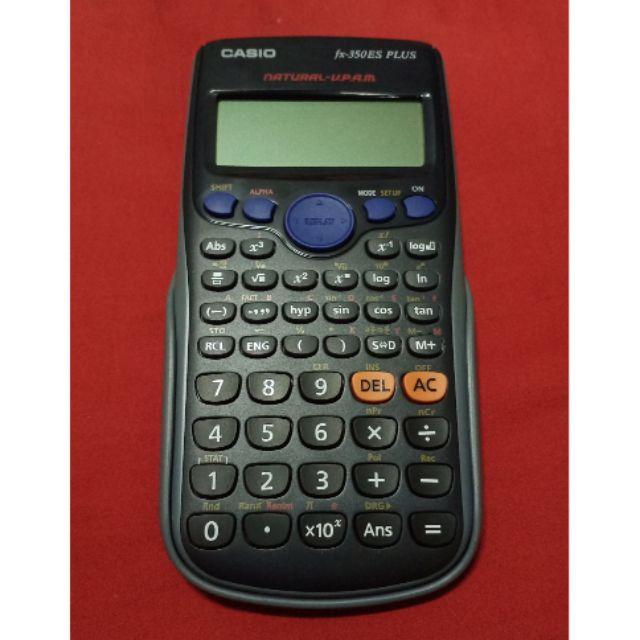 Casio fx-350ES plus (ของแท้มือ2)