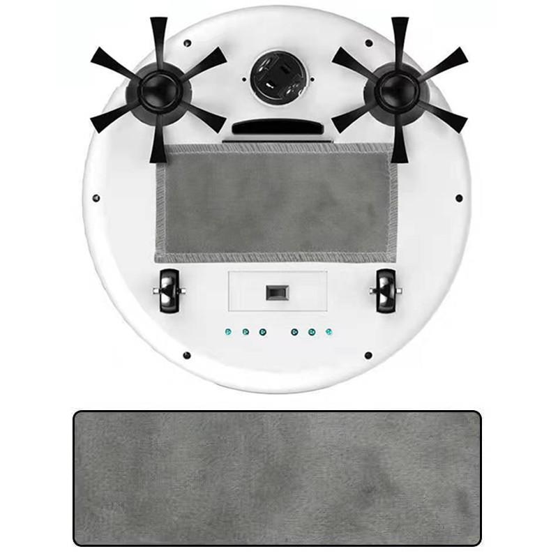 หุ่นยนต์ดูดฝุ่นถูพื้น หุ่นยนต์ดูดฝุ่น และถูพื้นแบบแท็งค์น้ำ หุ่นยนต์ถูพื้นอัตโนมัติ ทำความสะอาด หุ่นยนต์ดูดฝุ่นอัจฉ