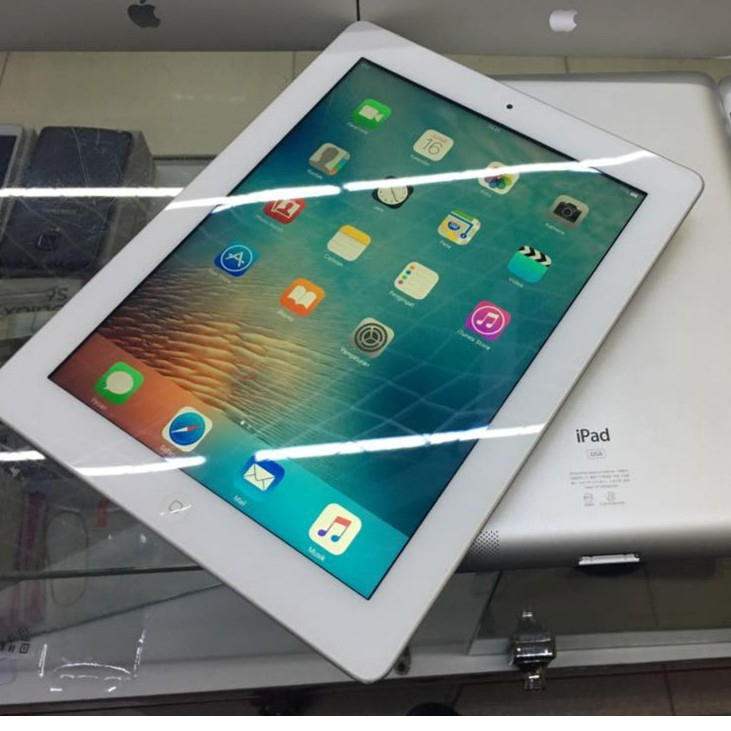 apple ipad3 มือ2อุปกรณ์ครบชุดและมีกล่องให้ด้วย ไอมือสอง แท้100% WIFI ไอแพด3 16GB