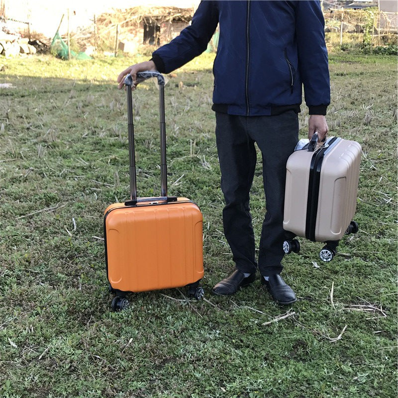 กระเป๋าเดินทางขนาด 14 นิ้ว