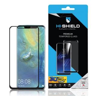 Review รับประกัน 90 วัน Hi-Shield 3D  (Fullglue)  Huawei Mate 20 Pro