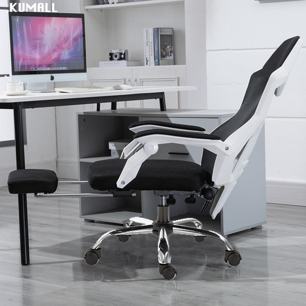 เก้าอี้เล่นเกม เก้าอี้เกมมิ่ง เก้าอี้สำนักงาน Gaming Chair ปรับความสูงได้ OFFICE CHAIR รุ่น KTGC-A Gaming chair