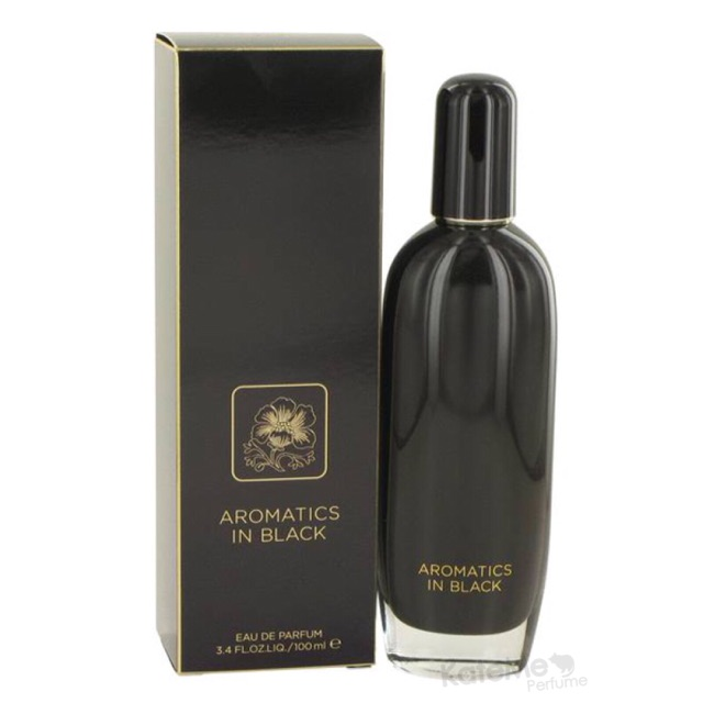 In Aromatic Black Clinique Ml Edp 100 92IWEHDY