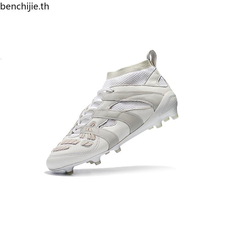 ส่งกระเป๋าฟุตบอลadidas Predator Accelerator DB FG รองเท้าฟุตบอล