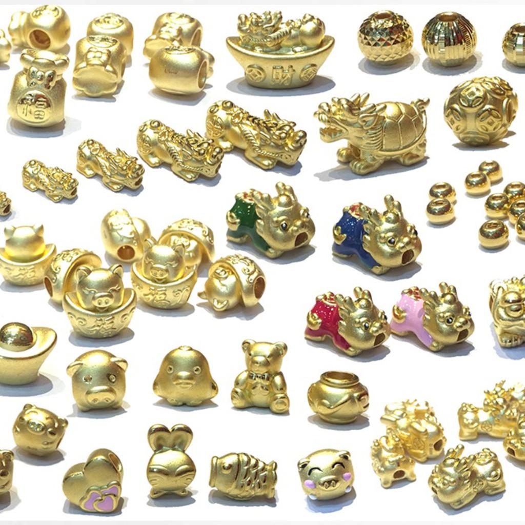 Accessories ปี่เซี่ยะ ทองคำแท้ 99.99% KPTGOLD ขายคืนได้ตามราคาทองคำแท่ง มีบัตรประกัน