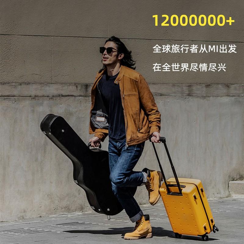 กระเป๋าเดินทาง Mi รุ่นเยาวชนของกระเป๋าเดินทาง ชายและหญิงล้อสากล 20 นิ้วนักเรียนเดินทางกระเป๋าเดินทางกระเป๋าเดินทาง 24 น