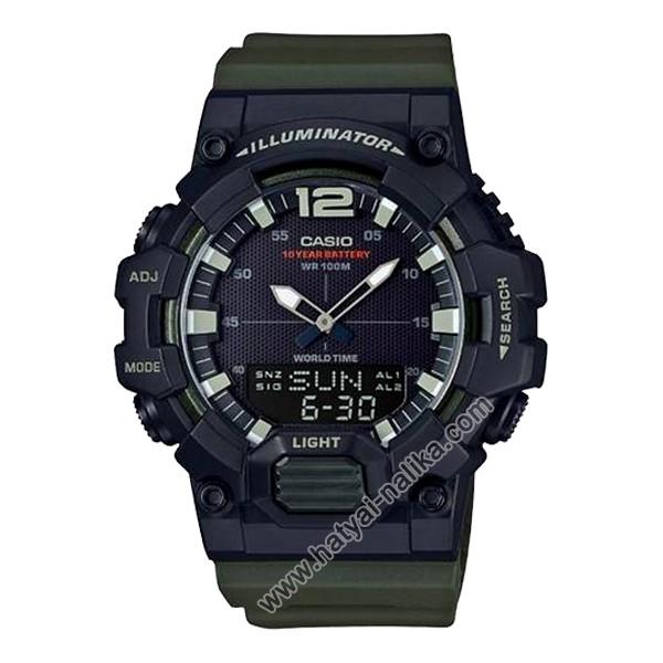 นาฬิกา Casio 10 YEAR BATTERY HDC-700 series รุ่น HDC-700-3AV ของแท้ รับประกัน 1 ปี
