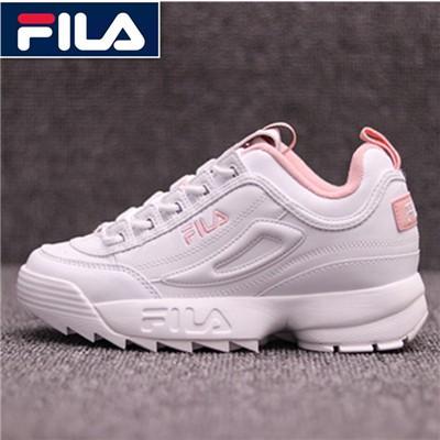 นองใหม่ FILA Disruptor II รองเท้าวิ่งผู้หญิง