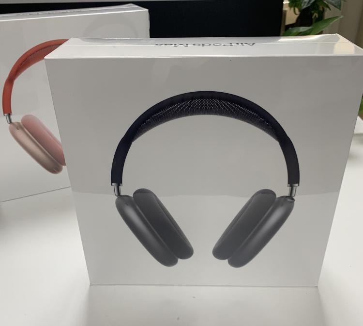 ♪✙บลูทู ธติดหัวชุดหูฟังสำหรับเล่นเกมApple/Apple AirPods Max Headset Bluetooth Headset Active Noise Reduction Wireless He