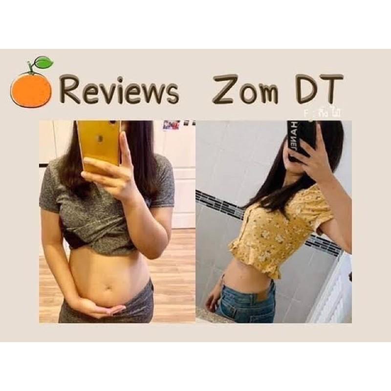 ?[1 แถม 1] ZOM DT ส้มดีที ดีท็อกซ์ (15 แคปซูล)