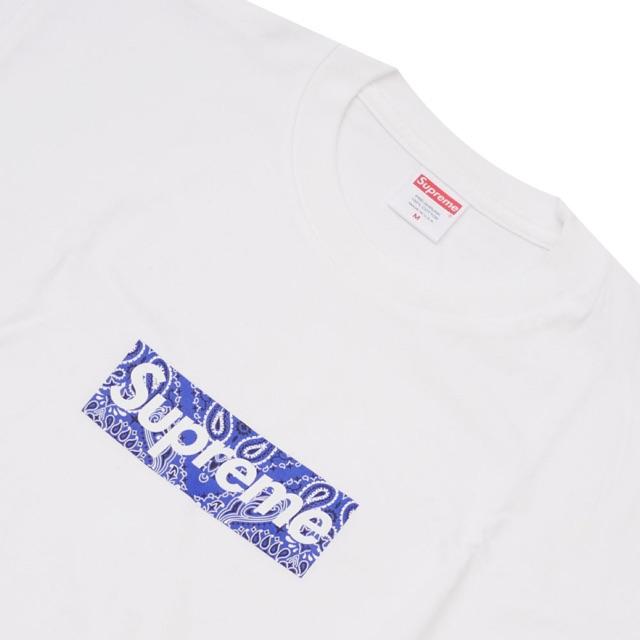 เสื้อ SUPREME Bandana Box Logo แท้💯 [Pre-order]