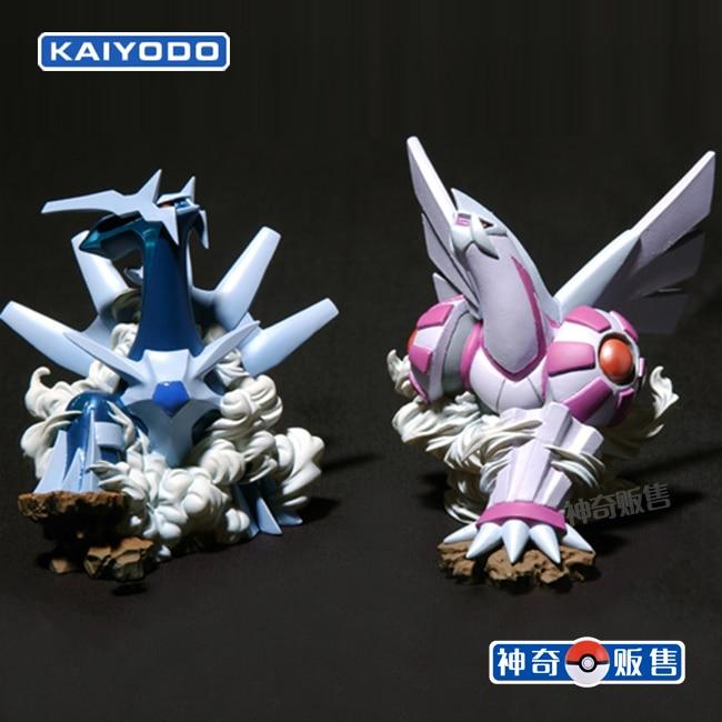 Kaiyodo Pokemon Dialga Palkia Pearl Diamond Wizard TCG Special Hand-made Limited Collection