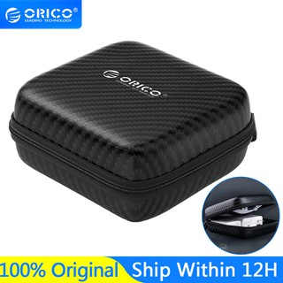 Review ORICO Small-size Digital Accessories Storage Bag (PH-B1)
