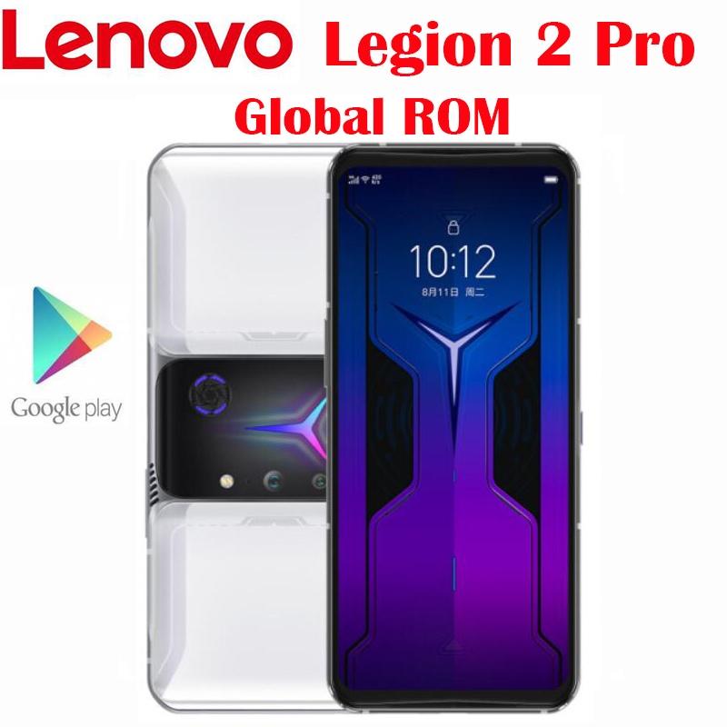 ☬อย่างเป็นทางการใหม่ Lenovo Legion 2 Pro 5G สมาร์ทโฟน Snapdragon888 6.92 นิ้ว 144Hz AMOLED 64.0MP NFC 5500Mah 45W Fast C