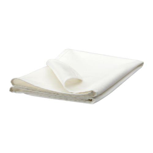 ถูกที่สุด ผ้ารองกันเปื้อนที่นอนเด็ก, ขาว Ikea รับประกันสินค้า ของแท้ 100% จัดส่งฟรี.