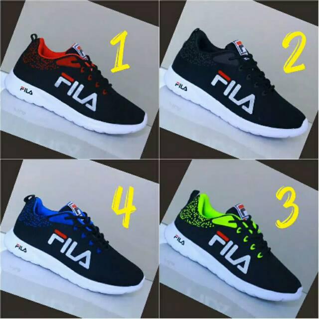 รองเท้าผ้าใบ Fila Al Sabloni รองเท้าวิ่งสําหรับผู้ชาย