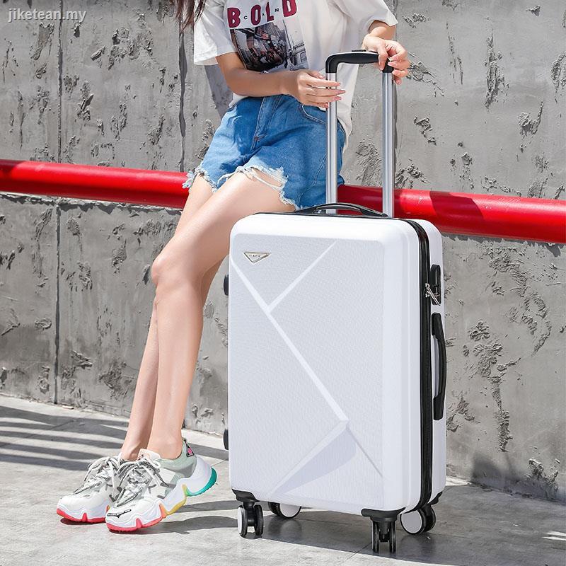 กระเป๋าเดินทางล้อลากขนาด 24 นิ้ว 20 นิ้ว 26 นิ้วสําหรับผู้ชายและผู้หญิง