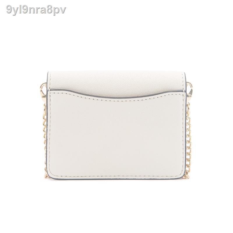 กระเป๋าเงิน﹊☜COACH Ms. Daisy กระเป๋าสตางค์ใบสั้นปักลาย 300165