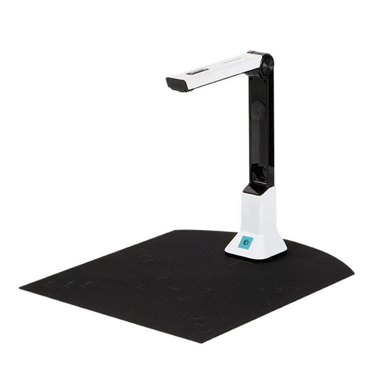 ▽☽Portable High Speed USB Book Image Document Camera Scanner A4 Format 5 Mega-Pixel Inspection Hd