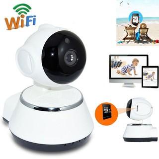 IP Camera กล้องวงจรปิด Wintech VS-720P 1 ล้านพิกเซล ไร้สาย หันได้รอบ