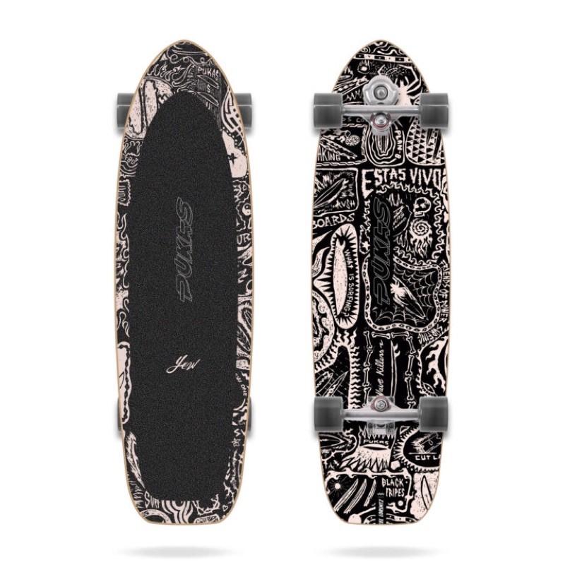 "Yow x Pucas Dark 34.5"" รบกวนอ่าน surfskate"