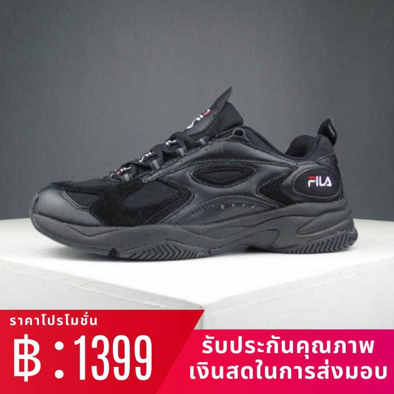 รองเท้าวิ่งของ Fila BOBBY ASSOS สำหรับผู้ชายและผู้หญิงรองเท้าลำลองแฟชั่นรองเท้ากีฬารองเท้าวิ่ง