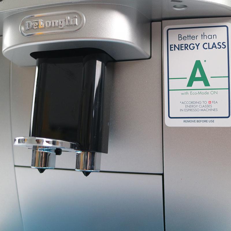 {GML}✼นำเข้า DELONGHI Delong 22.110.SB B เครื่องชงกาแฟอัตโนมัติในครัวเรือนที่บดหนึ่งสามารถทำฟองนม