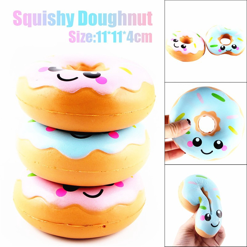 Cellphones & Telecommunications Mobile Phone Accessories Super Slow Rising Phone Straps Soft Cream Scented Bread Cake Kid Fun Toy Gift 13cm Jumbo Simulation Fruit Mango Squishy To Win Warm Praise From Customers