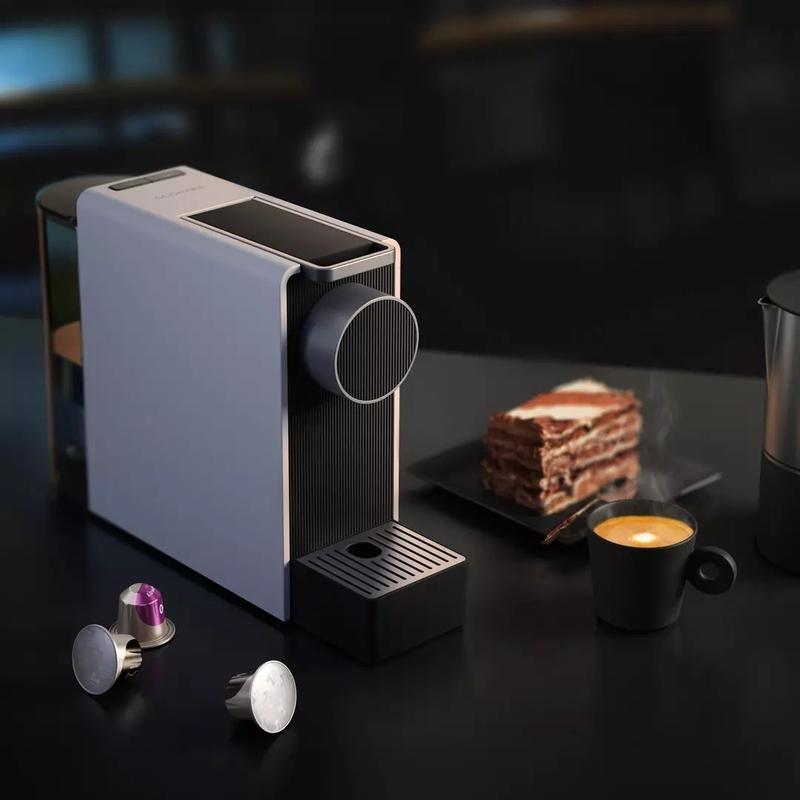 เครื่องทำกาแฟคิดว่าเครื่องชงกาแฟเครื่องชงกาแฟแคปซูลมินิโฮมออฟฟิศขนาดเล็กเครื่องชงกาแฟอัตโนมัติ S1201