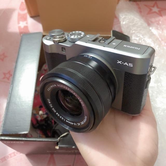 Fuji xa5 #สีลิมิเตด สีหายาก สินค้ามือสอง พร้อมส่งถูก สภาพกล้องใหม่สวย พร้อมใช้งาน 💝