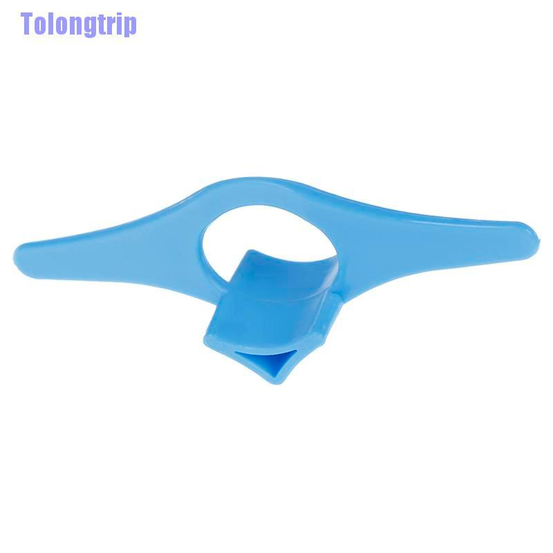Tolongtrip> 1Pc Thumb Multifunction Book Holder Bookmark Finger Ring Markers For Books