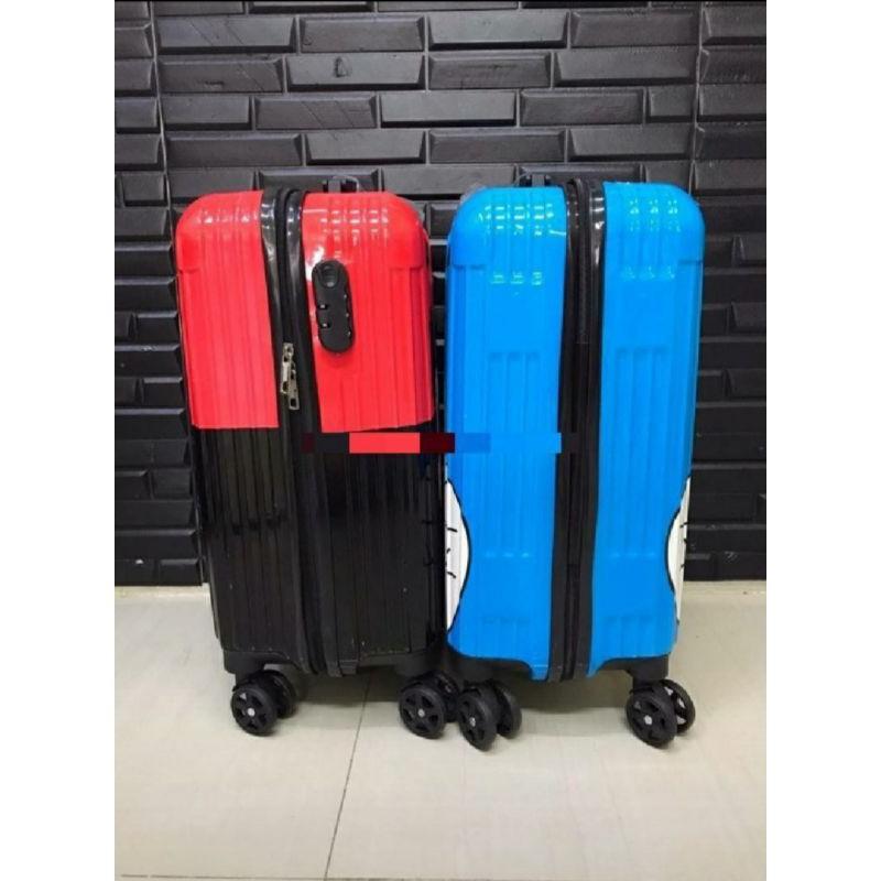 """กระเป๋าเดินทางล้อลาก กระเป๋าลาก กระเป๋าล้อลาก กระเป๋าลากเดินทาง มิกกี้ ขนาด20"""" 🚗🚗พร้อมส่ง"""