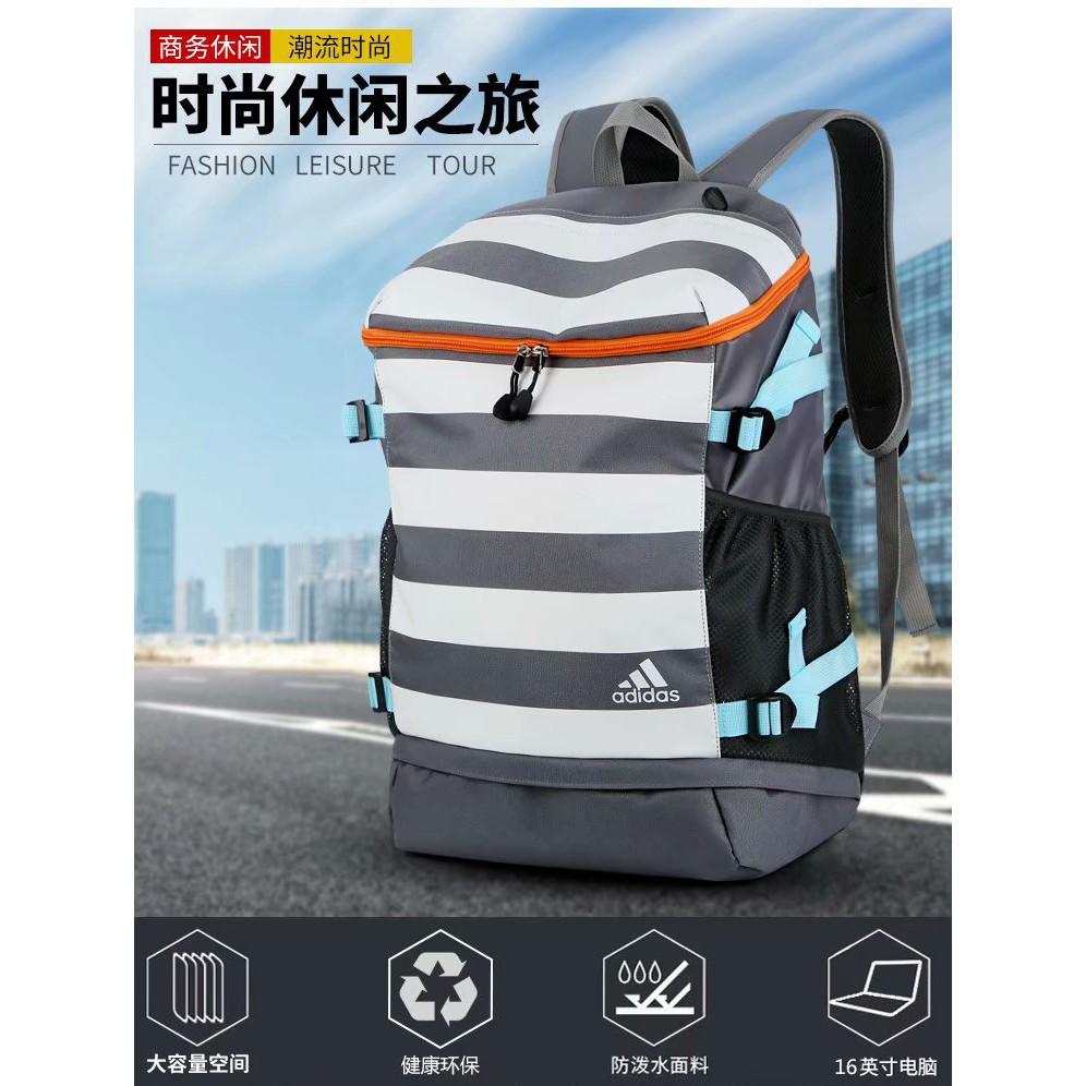 แฟชั่น Adidas Men Bag Women Backpack กระเป๋าของแท้ Best Quality