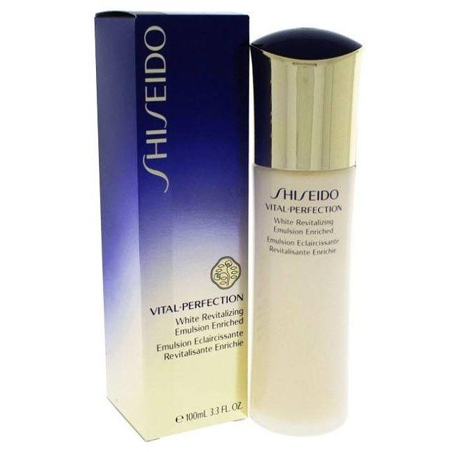 �ล�าร���หารู��า�สำหรั� shiseido Vital Perfection White Revitalizing Emulsion Enriched