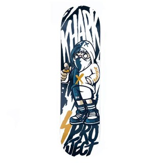 S PROJECT x KHARK SKATEBOARDS Deck Size 7.75, 8.0, 8.125, 8.25, 8.5""