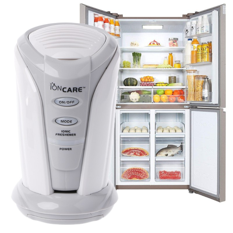 ❤❤ Refrigerator Ozone Air Purifier Fresh Deodorizer Fridge ...
