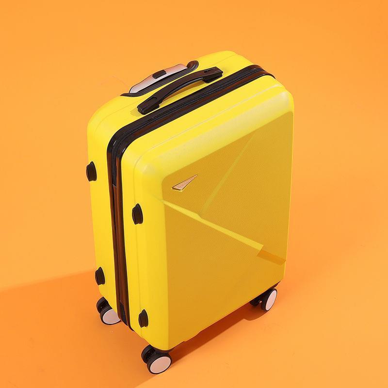 กระเป๋าเดินทาง มีล้อเลื่อน สำหรับนักเรียนชาย ขนาด 24/26 นิ้ว