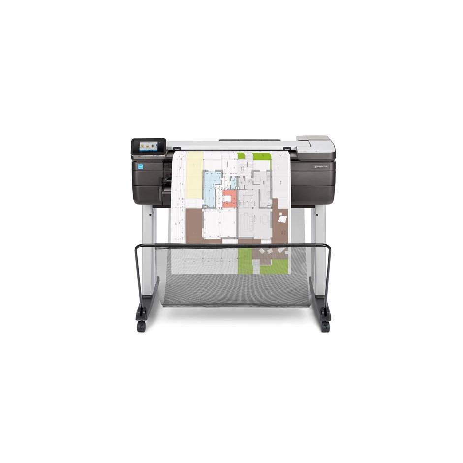 HP DesignJet T830 24in MFP Printer(F9A28B)