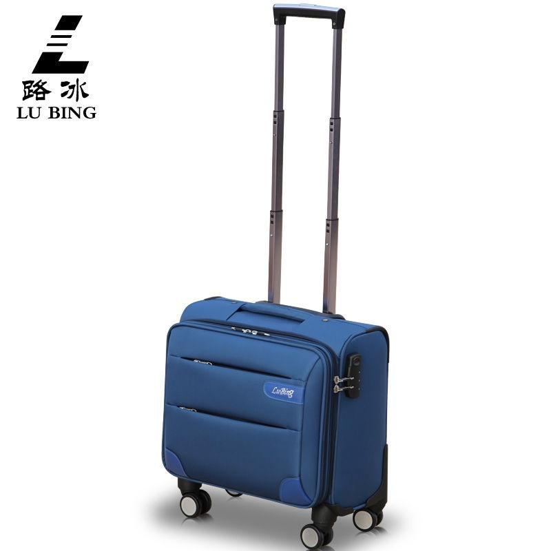 อุปทานโดยตรงจากโรงงาน卍✜กระเป๋าเดินทางล้อลาก 14 นิ้ว กระเป๋าเดินทางล้อลากธุรกิจขนาด 16 นิ้ว กระเป๋าเดินทางขนาดเล็ก 18 นิ้