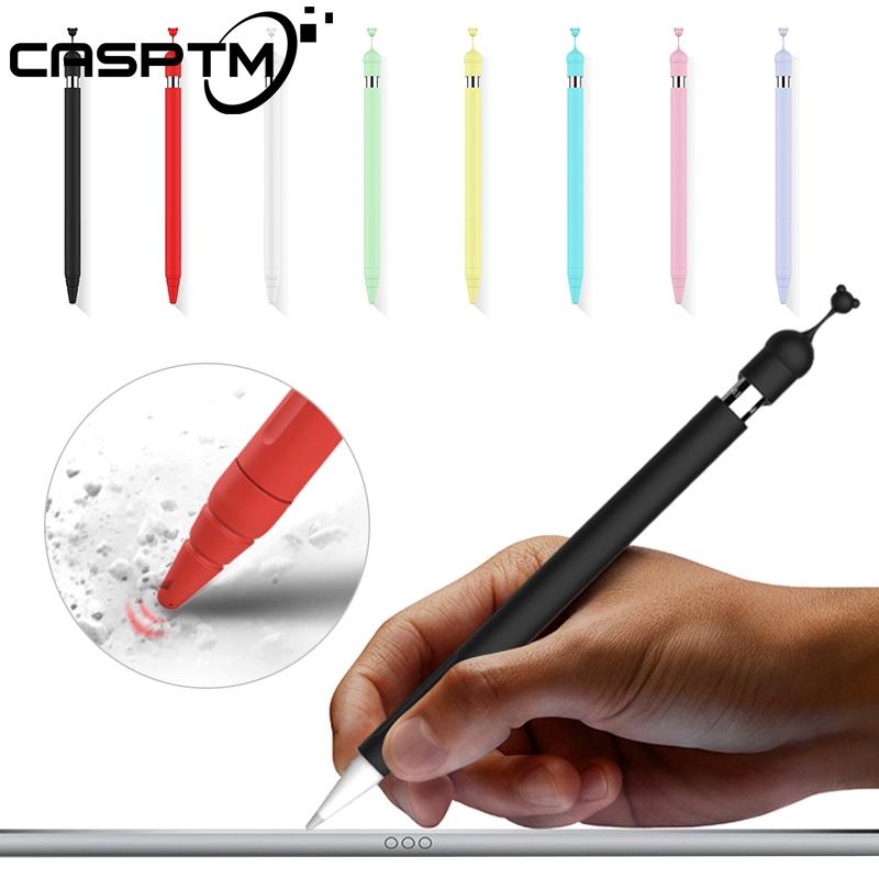 เคสซิลิโคนสำหรับ  ปากกาแท็บเล็ต Apple Pencil 1 nd generation