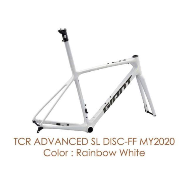 Frameset giant tcr advance sl  disc brake