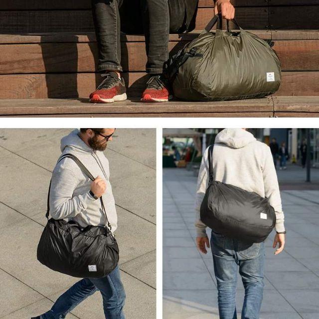 กระเป๋าสะพายพับได้ NatureHike แท้ ขนาด 32 ลิตร