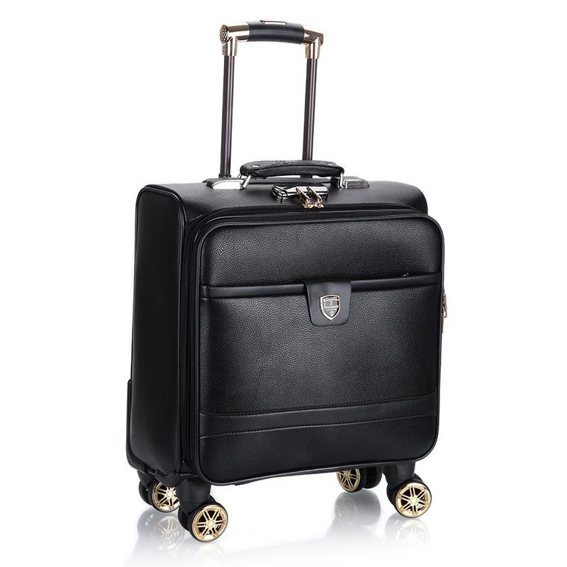 กระเป๋าเดินทางกระเป๋าเก็บคอมพิวเตอร์ 18 นิ้ว