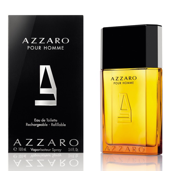 Azzaro Pour Homme For Men EDT 100 ml. ของแท้ 100%